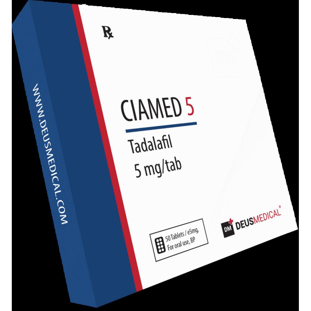 CIAMED 5 (Tadalafil)