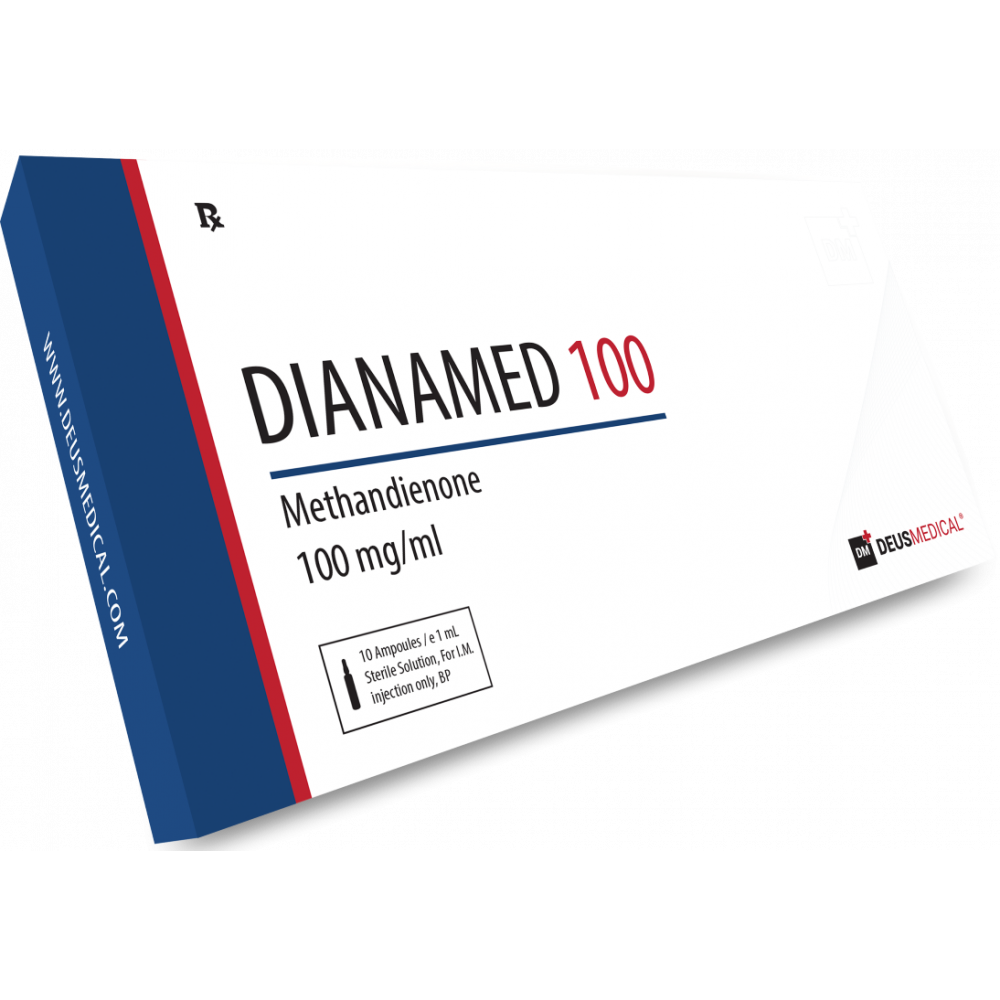 DIANAMED 100 (Methandienone)