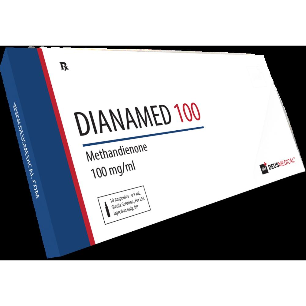 DIANAMED 100 (Methandienone)