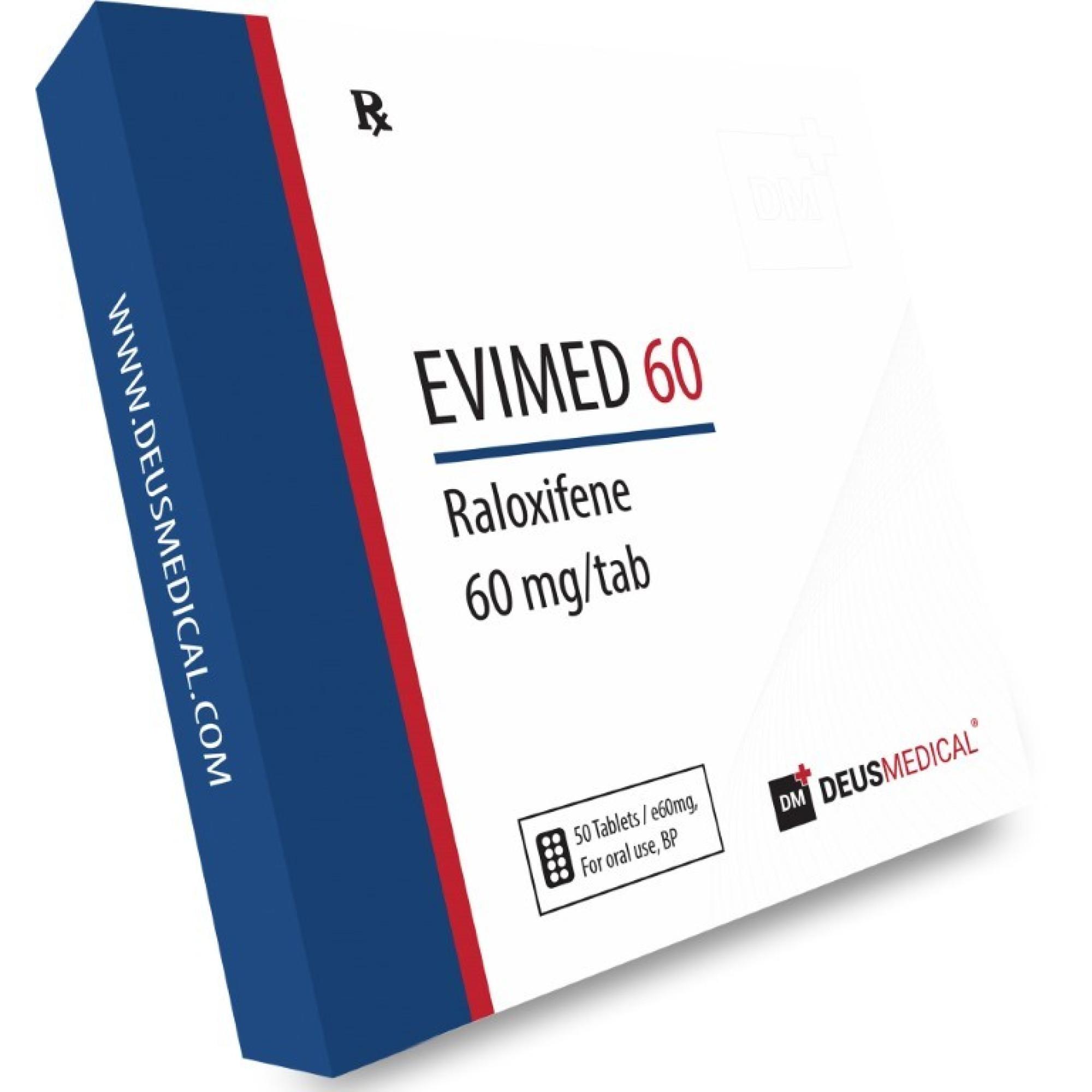 EVIMED 60 (Raloxifene HCL)
