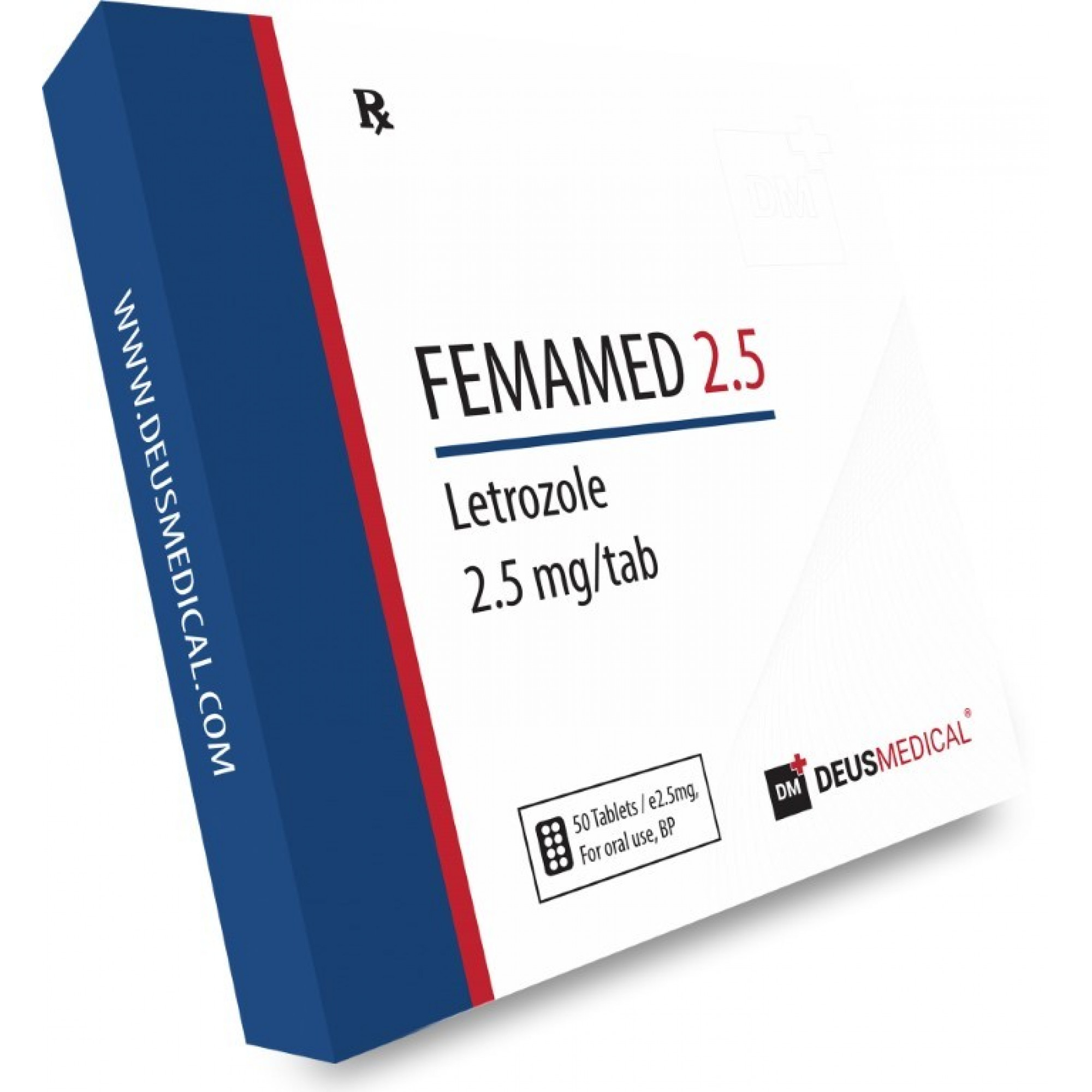 FEMAMED 2.5 (Letrozole)