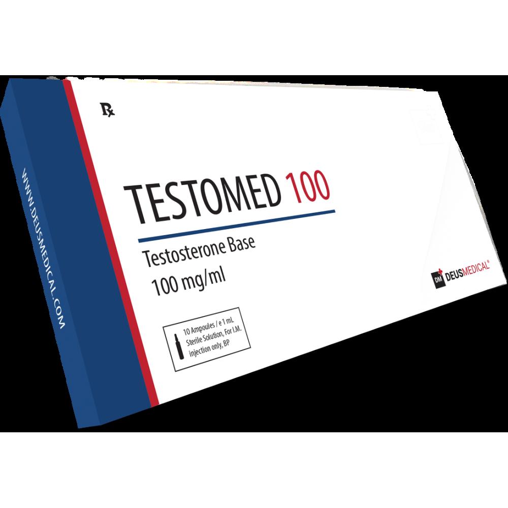 TESTOMED 100 (Testosterone Base)