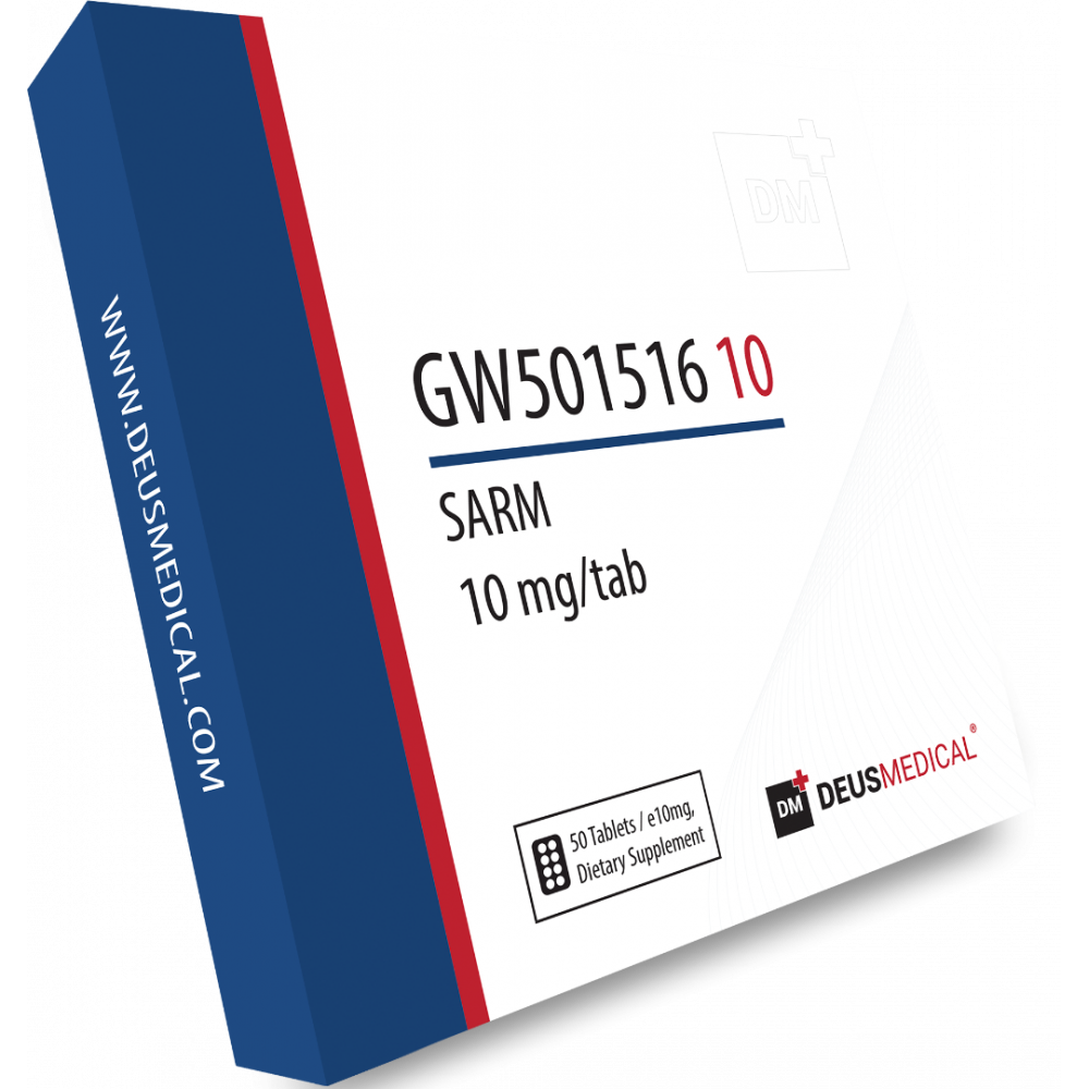 GW501516 10 (Cardarine)