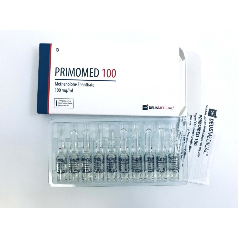 PRIMOMED 100 (Methenolone Enanthate)