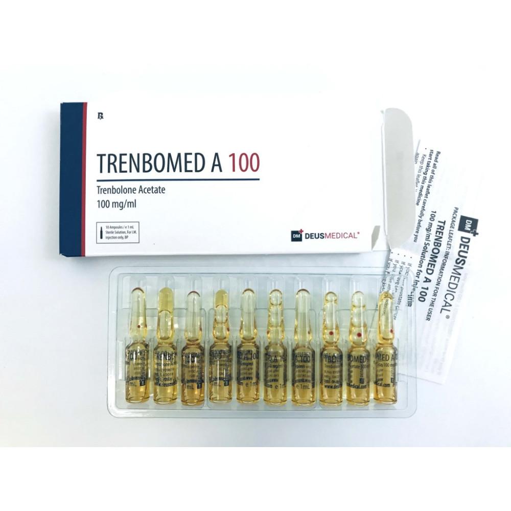 TRENBOMED A 100 (Trenbolone Acetate)