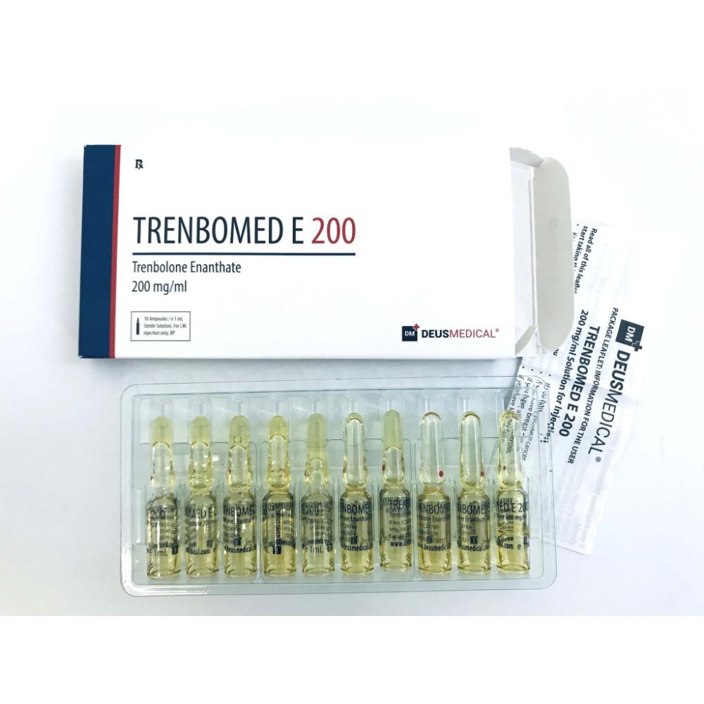 TRENBOMED E 200 (Trenbolone Enanthate)