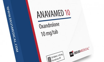ANAVAMED 10 (Oxandrolone)