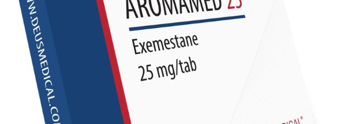 AROMAMED 25 (Exemestane)