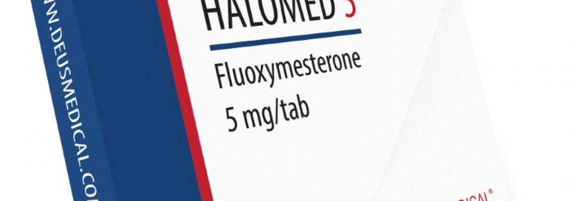 HALOMED 5 (Fluoxymesterone)