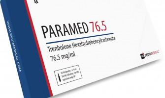 PARAMED 76.5 (Trenbolone Hexahydrobenzylcarbonate)