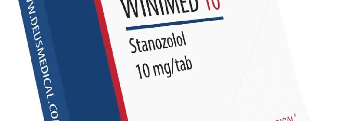 WINIMED 10 (Stanozolol)